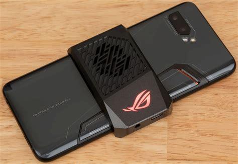 asus rog phone  official specs confirm  beastly gaming