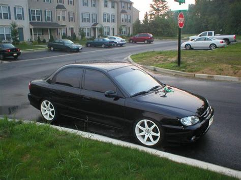 Kia 2000 Sephia Kiazup 2000 Kia Sephia Specs Photos Modification Info At