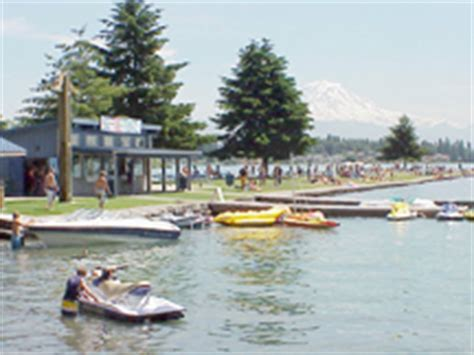 lake tapps boats city of bonney lake community section getting around