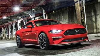 mustang levels 2018 mustang gt performance package level 2 mustang fan