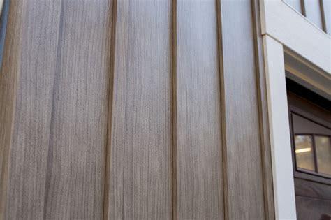 """TruCedar Steel Siding: 10"""" Board & Batten Napa Vine"""