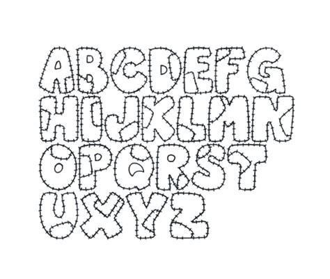 moldes de letras pin moldes letras grandes pra imprimir search results