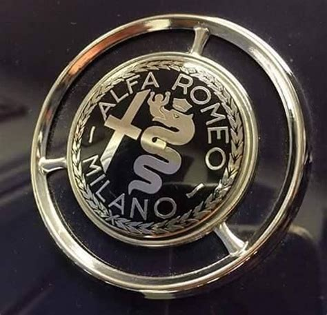 alfa romeo emblem 109 best images about il logo alfa romeo on pinterest
