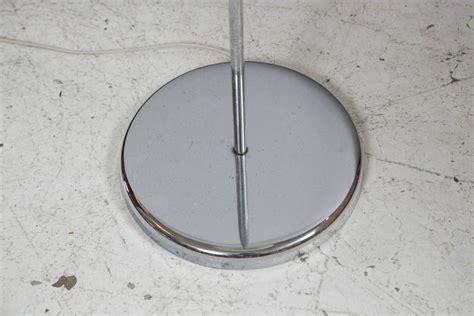 chrome globe floor l chrome globe floor l at 1stdibs