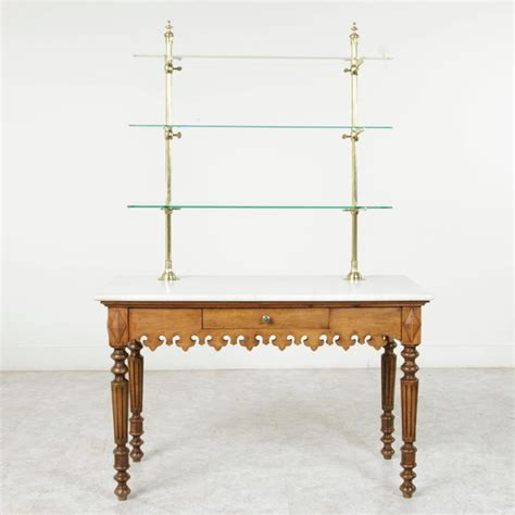 marble top baking table antique marble pastry table best 2000 antique decor ideas
