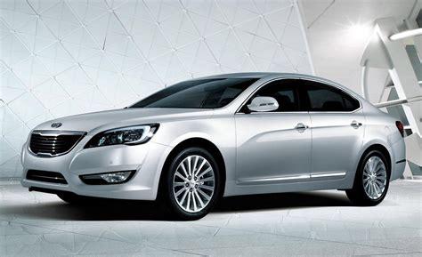 Kia Cadenza Images Car And Driver