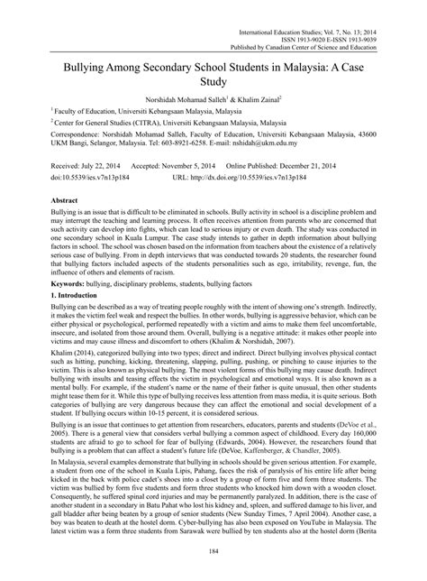 thesis about bullying in schools factor of bullying in school essay docoments ojazlink