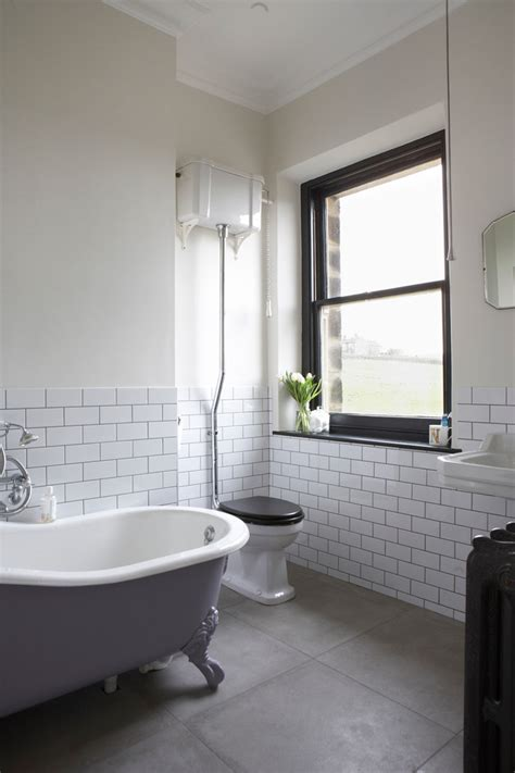 subway tile wainscoting bathroom cool modern wainscoting panels in bathroom victorian with
