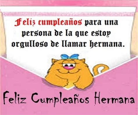 imagenes de feliz cumpleaños para una hermana para facebook imagenes de cumplea 241 os para una hermana para compartir en