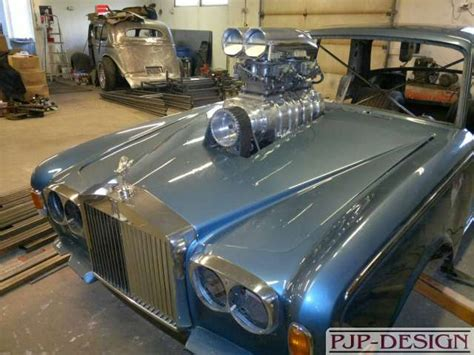 rolls royce silver shadow build threads