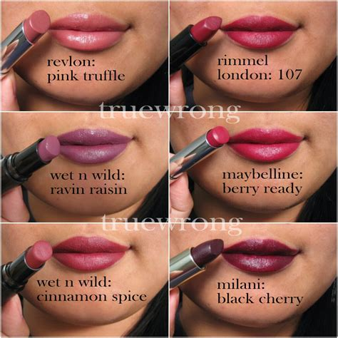 fall lipstick colors budget friendly fall lipstick picks cosmetic taste