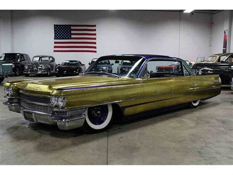 62 cadillac for sale 1963 cadillac series 62 for sale classiccars cc 989245