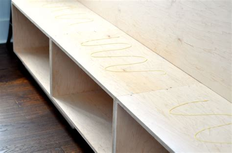 how to build a window seat with drawers diy window seat and built ins project s started house