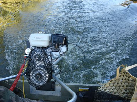 electric long tail boat motor scavenger backwater motors a long tail boat motor for