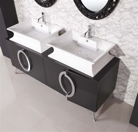 bathroom sinks and faucets ideas modern bathroom vanity set 63 quot