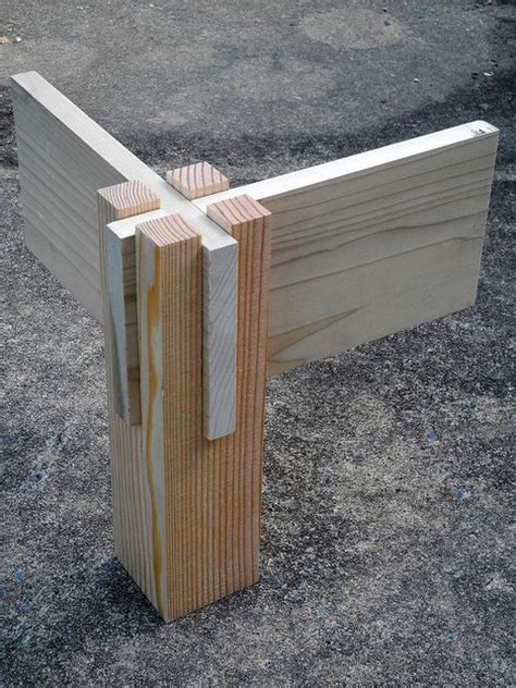 Bed Frame Joints Easy War Bed Corner Joint By Davidrockdan Via Flickr Great Ideas