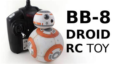 Toys Bb8 bb8 droid remote prototype