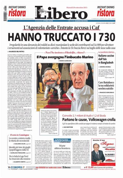 testate dei giornali cinque storici giornali di destra italiani cinque cose