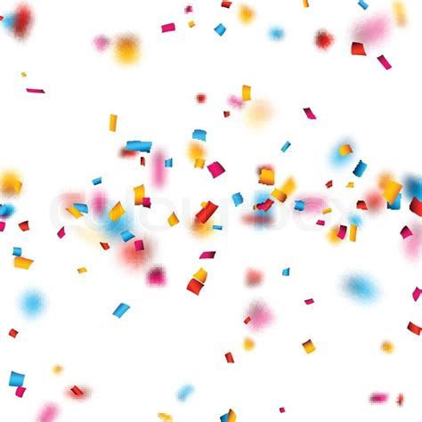 Best Wallpaper Home Decor Colorful Celebration Background With Defocused Confetti