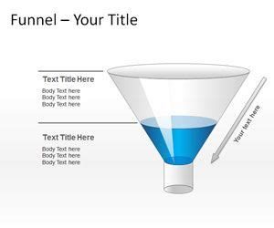 Free Funnel Powerpoint Templates Free Powerpoint Funnel Template