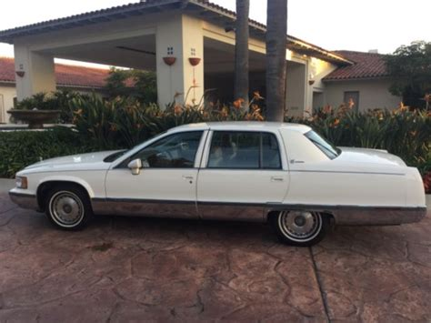 electric and cars manual 1993 cadillac fleetwood interior lighting 1993 cadillac fleetwood brougham 35 000 original miles one owner classic cadillac fleetwood