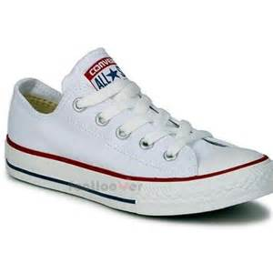 womens white shoes converse all ct ox classic m7652c mens womens white