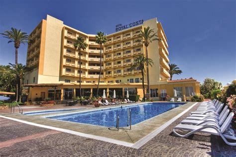 hotel costa royal costa hotel torremolinos costa sol spain