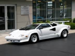 Lamborghini Countach Value Lamborghini Countach History Photos On Better Parts Ltd