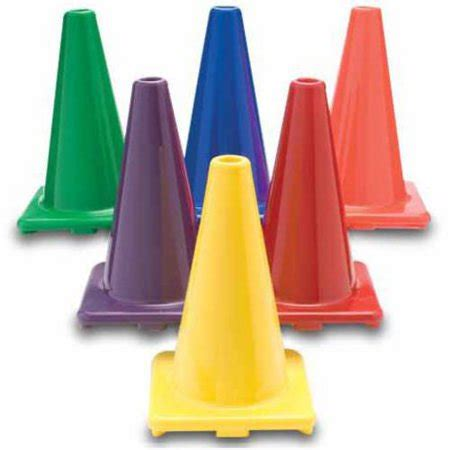 colored cones replacement bonkerball cones 12 quot colored cone set of 6