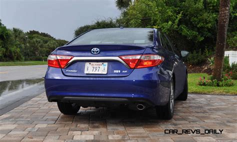 Toyota Camry Se 2015 Review 2015 Toyota Camry Se Hybrid Review 11