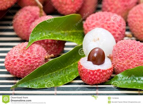 fruit similar to lychee ripe lychee fruit stock images image 17476044
