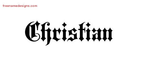 christian tattoo fonts design your own tattoo old english autos post