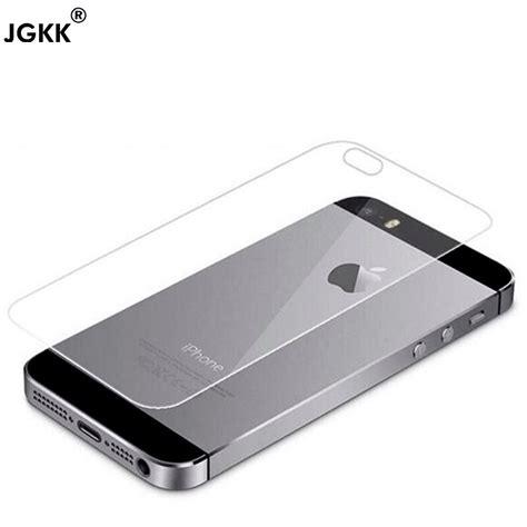 jgkk mm   tempered glass  iphone   se