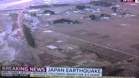 earthquake footage japan s earthquake tsunami footage 11 3 2011 youtube