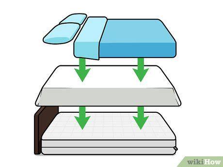 matratze sauber machen eine matratze reinigen wikihow