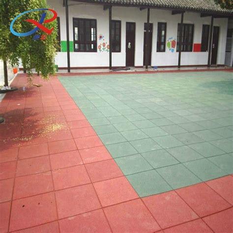 backyard basketball court flooring outdoor basketball court rubber tiles floor china mainland rubber flooring
