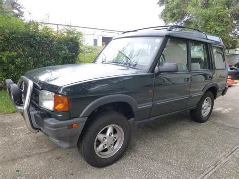 purchase 1995 96 97 98 land rover discovery i factory oem