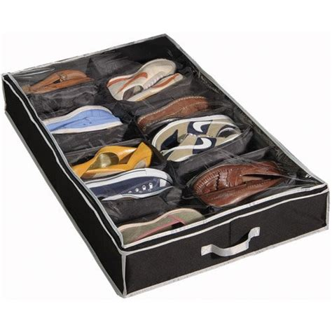 The Bed Shoe Rack by 5 Best Underbed Shoe Storage Keep Your Shoes Clean