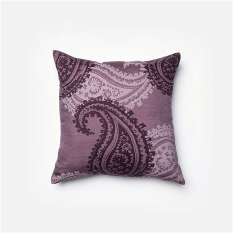 purple bed pillows purple 18 inch decorative pillow with poly insert modern bed pillows by bellacor