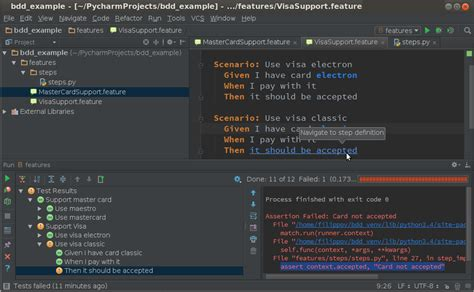 pycharm testing your python code with pycharm first pycharm 4 preview build now available pycharm blog