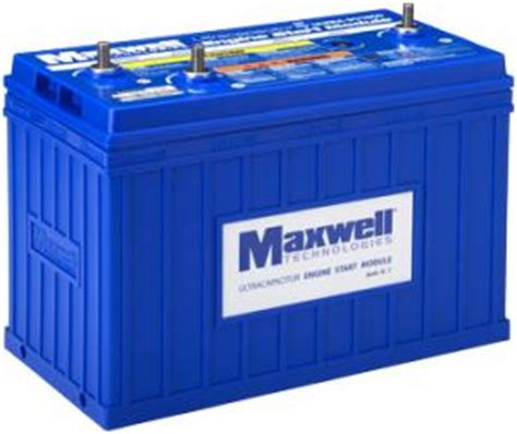 maxwell ultracapacitor application note maxwell technologies ups ante with new 3v ultracapacitor cell www bestmag co uk