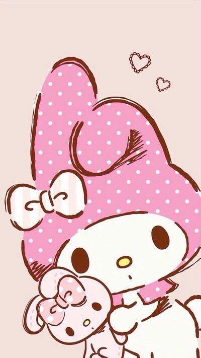 Mukena My Melody Sweet Pink my melody wallpaper sanrio peborits pinte