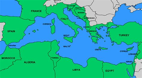 mediterranean countries map map mediterranean countries peace alliance winnipeg news