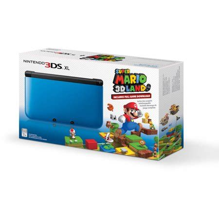 nintendo 3ds console price nintendo 3ds xl handheld console with mario 3d land