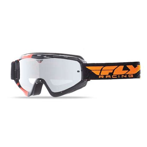 fly motocross goggles fly racing zone goggles revzilla