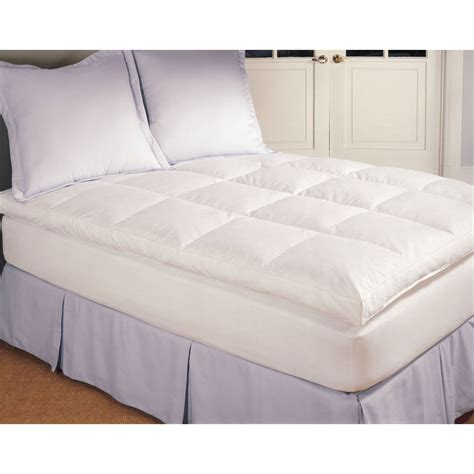 alternative beds cannon down alternative fiber bed home bed bath