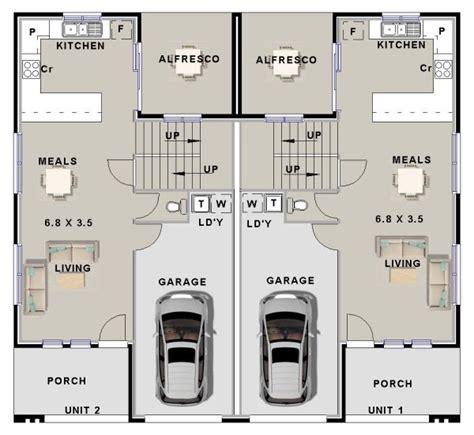 townhouse floor plans australia modern 6 bedroom townhouse plan 269du 6 bed 4 bath 2