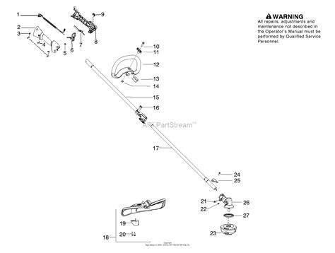 husqvarna ld fuel  diagram