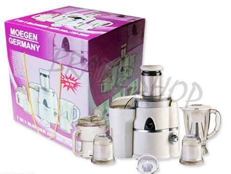 Juicer Moegen Germany juicer blender 7in1 moegen german murah like power juicer lejel best seller