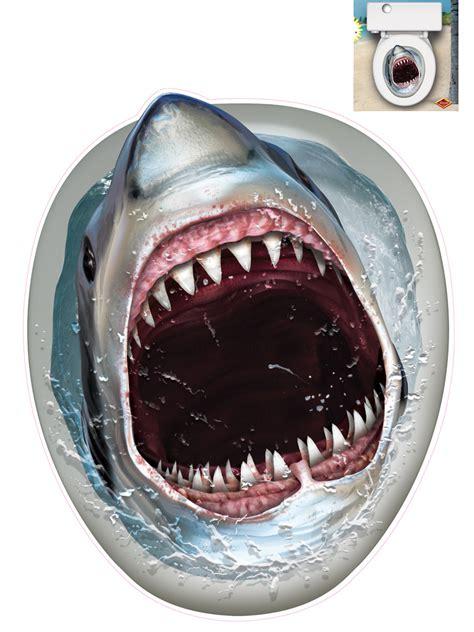 Wc Sitz Größen by D 233 Coration Requin Cuvette Des Toilettes D 233 Coration